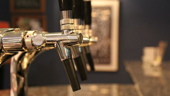 Beer pubs inside our pub